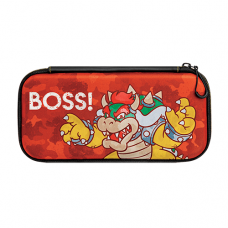 PDP - SLIM TRAVEL CASE - BOWSER CAMO EDITION