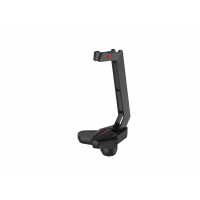 GAMENOTE - HEADSET STAND HY505 SINGLE COLOR BLACK