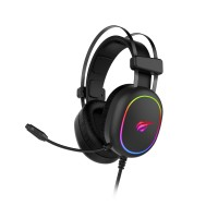 GAMENOTE - AUDIFONOS H2016D - 3.5MM x 2 + USB (RGB)