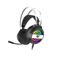 GAMENOTE - AUDIFONOS H2026D - 3.5MM x 2 + USB (RGB)