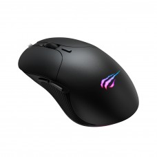 GAMENOTE - MOUSE GAMER MS1020 BLACK EDITION (RGB LOGO)
