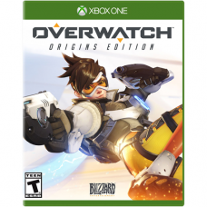 XBOX ONE - OVERWATCH ORIGINS EDITION (J. USADO)