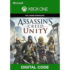 ASSASSINS CREED UNITY (XBOX ONE EDITION)