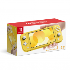 CONSOLA NINTENDO SWITCH LITE - YELLOW