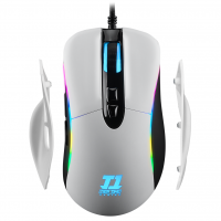 TIER 1 - MOUSE TIER 1 SCRAMJET RGB POLAR WHITE