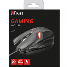 TRUST - MOUSE GAMING ZIVA