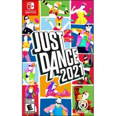 PV - JUST DANCE 2021 SWITCH